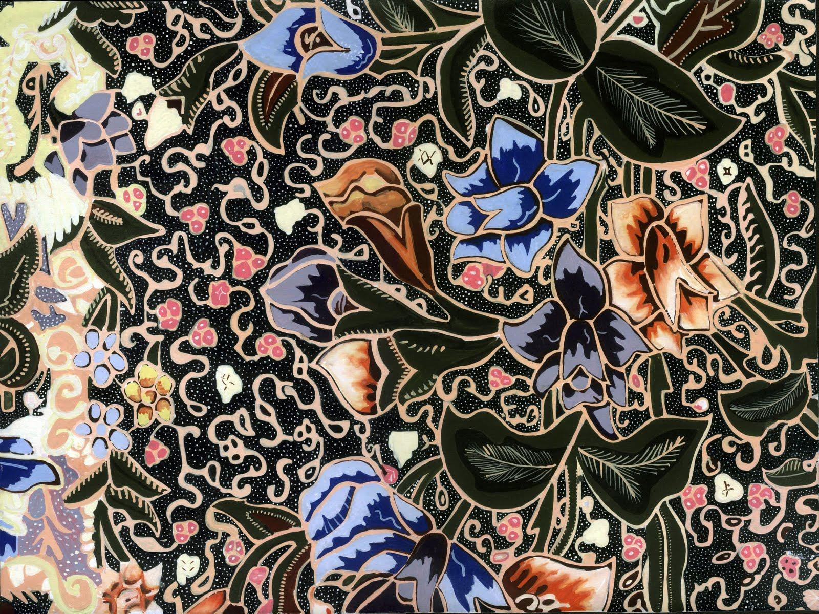 ... Batik Prankemonan dan batik Pastromanan merupakan batik-batik pesisir