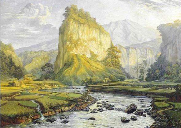 MASA INDONESIA JELITA (Indie Mooi) 1878 | seni budaya smasa